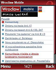 mobi Wrocław